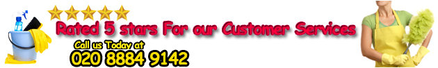 Rated 5 stars For our Customer Services Call us Today