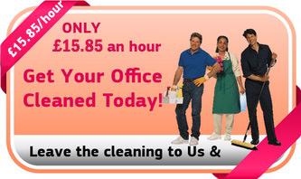 Office Cleaning London Today