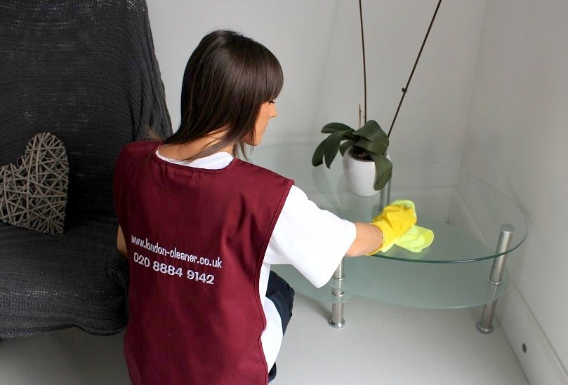 contact cleaners london